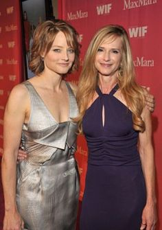 Jodie Foster and Holly Hunter