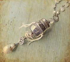 treasure keeper necklace from nina bagley.