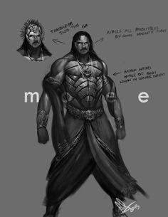 Karna concept by molee.deviantart.com on @deviantART
