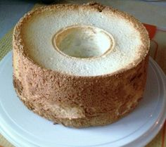 Angel food cake gluten free