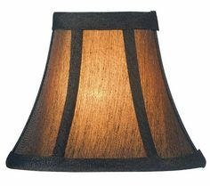 Lite Source CH594-6 6-Inch Lamp Shade, Bronze/White Liner by Lite Source. $16.50. Lite Source Lamp Shade, Bronze/White Liner, 6-Inch. Shantung material. Shade Size: 3-Inch T by 6-Inch B by 5-Inch SL. Bronze/White liner. Lite-Source, Inc. specializes in creating lighting products that can be used in any home. Their products include a range of kids products to chandeliers to task specialty lights, all the while providing an excellent value. The Lite-Source, Inc. catalog is on...