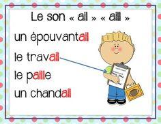 Les sons de lecture - French reading sounds