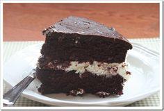 Chocolate Covered Oreo Cake – Gluten-free