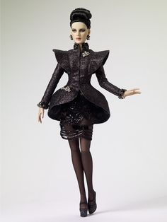Image detail for -... ™ Collection SCANDAL Antoinette™ body Tonner Doll T12PRDD02