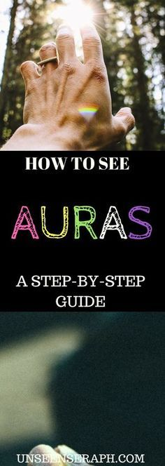 This step-by-step guide will walk you through the process of seeing auras. Unseen Seraph | Magick | Witchcraft | Block Removal | Transformation