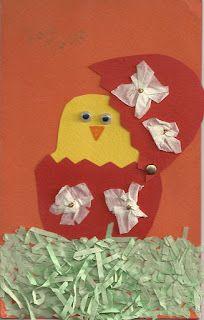Ελένη Μαμανού: Πασχαλινές κάρτες