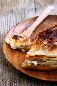 Sweet Pastry Makariopolsko pulled pie