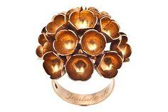 Eye Make, Brutalist, Modernism, Finland, Scandinavian, Candle Holders, Sparkle, Jewels, Rings