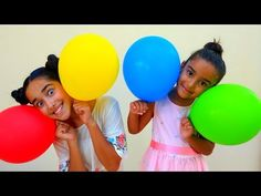 Esma Learn Color With colorful balloons for kids video Youtube Videos For Kids, Kids Videos, Colourful Balloons, Colorful, Learning Colors, Baby Food Recipes, Happy Life, 2nd Birthday, New Baby Products