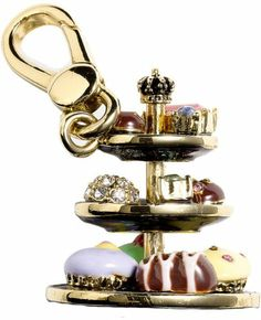 Juicy Couture - 3 Tier Decadent Dessert Tray Rhinestones - Gold Plated Charm Juicy Couture,http://www.amazon.com/dp/B008IVIA9Q/ref=cm_sw_r_pi_dp_z.1ptb0KYWXG3PE7