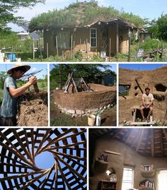 How can a house made of mud last 500 years? The short answer is, the combination of clay, sand and straw – known as cob – is extremely strong and durable once it dries, and can withstand fire and severe weather as well as practically any other material. This ancient building technique is among the easiest and least expensive ways to build your own sustainable, healthy green home.