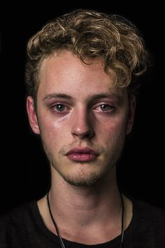 Kevin, 19 | 18 Photos Of Men Crying That Challenge Gender Norms