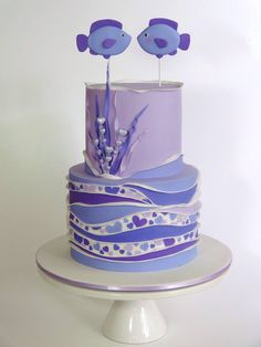 Fishii love cake