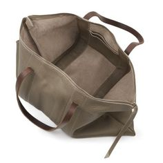 The Kinsale Leather Co. Kane Weekender Taupe