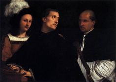 The Concert - Titian