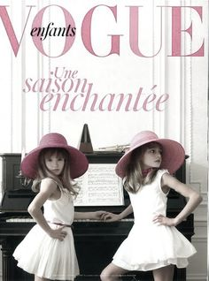 vogue enfants #french #riviera #fashion #kids #style #www.frenchriviera.com