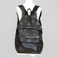 MINT NeKO Gleaming Neko Face Backpack / $128.95