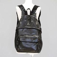 MINT NeKO Gleaming Neko Face Backpack / $128.95
