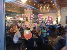 Weekend Brunch at The Copper Onion