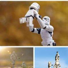 Family photography. (pinkletoes photography). Star wars!