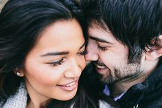 Some nice real close-ups. By: Peninsula Engagement Photos