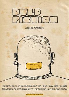 Pulp Fiction by Ivan De Lorenzo