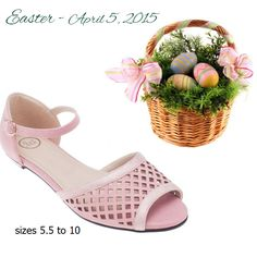 Look sweet in these cute blush pink flats. Laser cut outs with buckle ankle strap detail makes these an easy style for all ages. Pink Flats, Cut Outs, Simple Style, Blush Pink, Heeled Mules, Ankle Strap, Detail, Sweet, Funny