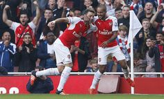 """Arsenal's Theo Walcott: """"We spoke to each other and we wanted to do this for the fans."""""""