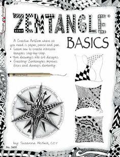 Cover Art for Zentangle(R) Basics, ISBN: 9781574213270