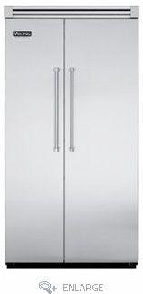 Viking professional 42 inch refrigerator VCSB5421SS