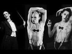 "Video Supercut: Joel Grey, Norbert Leo Butz, and Alan Cumming All ""Willkommen"" You to ""Cabaret""."
