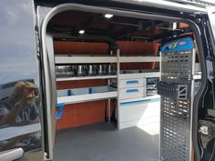 Sortimo modular fit out