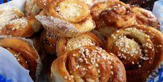 Schwedische Zimtschnecken (Kanelbullar): Das Rezept | Ferienhaus in Schweden mieten: Ferien und Reisen nach Schweden