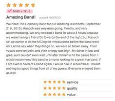 Amazing Band!