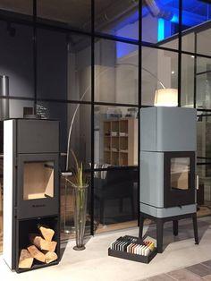 #Bullerjan B2 und B3, #Speicherofen, #Kaminofen, #Designofen, Designer Sebastian Herkner, Kaufmann Keramik, #Buller-Ofen Ausstellung #Hamburg, #Ofen- und #Kaminbau