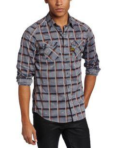 G-Star Men's Co Arizona Condor Long Sleeve Shirt « Clothing Impulse