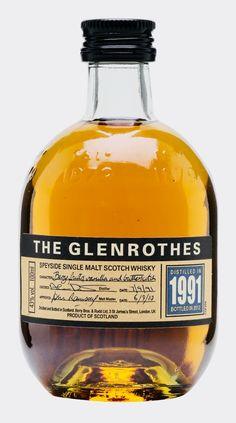 GLENROTHES 1991 Bot. 2012 Small Bottle, Speyside