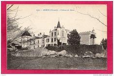 France - 33 GIRONDE AUROS, Château du Rivet, (Gautreau, Langon)