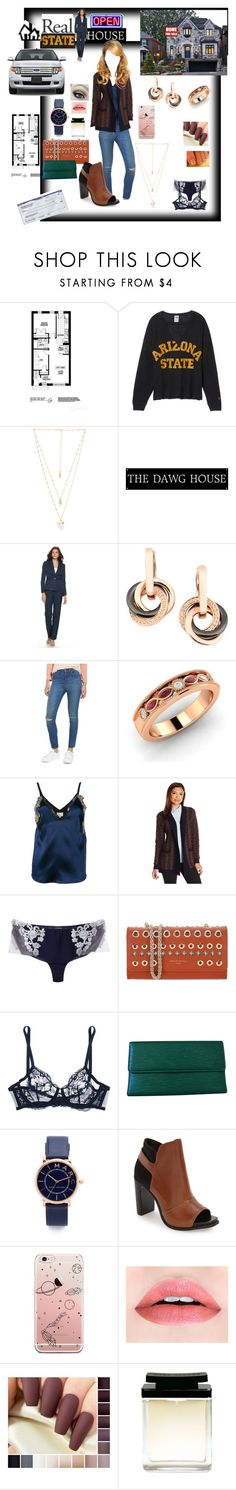 """OPENHOUSE"" by killasuki ❤ liked on Polyvore featuring Chanel, Natalie B, Le Suit, Emporio Armani, Madewell, Diamondere, 3.1 Phillip Lim, Pendleton, La Perla and Sonia Rykiel"