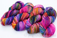 Super Soft Aran - Serendipity - Colour Adventures.