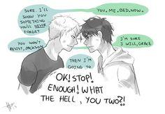 Jason and Percy 2