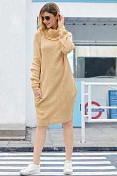 a8c6c2c2b11aa 22 Best Sweater Dress images in 2019 | Knit dress, Sweater dresses ...