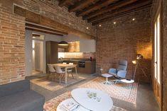 Perfecta combinación de tonalidades - Apartment M11 by FFWD | HomeAdore  #decoración #interiorismo