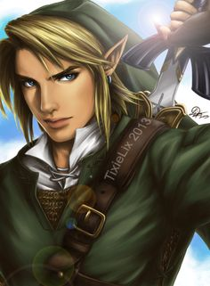 Casual Link by Laovaan on DeviantArt