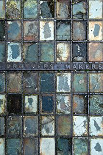 Street patterns by THOR on flicker - I just love the depth of colours & textures. Textures Patterns, Color Patterns, Art Texture, Peeling Paint, No Photoshop, Wabi Sabi, Color Inspiration, Rust, Architecture