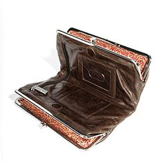 Hobo Mocha Lauren Clutch Wallet - Hobo Wallets - Designer Wallets
