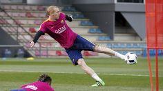 Entrenamiento (09/02/16) | FC Barcelona