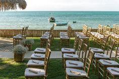 Casamento Lindo e Chic na Praia da Tartaruga, em Búzios: