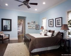 Bedroom Blue And Brown Design, Pictures, Remodel, Decor and Ideas - page 7