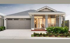 Find all of torquay Display Homes, Villages, Builders on one easy site. Search Builders, Displays & Floorplans by images or on maps along with their House & Land Packages. Die Hamptons, Hamptons Style Homes, Bungalow Haus Design, House Design, Style At Home, Facade House, House Facades, House Exteriors, House Roof